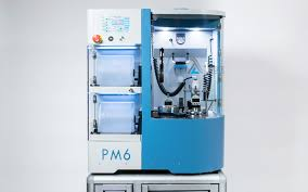 Logitech Vending Machine Cool PM48 Precision Lapping Polishing Machine Logitech LTD