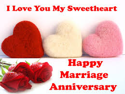 I Love You My Sweetheart Happy Marriage Anniversary Desicommentscom