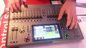Cognito Lighting Console Cognito Demonstration At Prolight Sound 2013