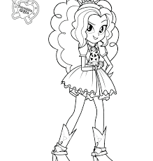 my little pony equestria s printables my little pony s coloring pages printable beautiful