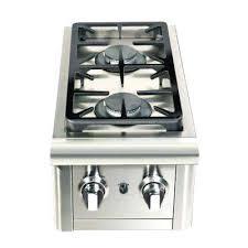 2 burner propane cooktop precision lp stove