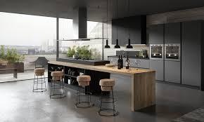 Cuisine Design Avec îlot Ideed Cuisine Moderne Cuisine Moderne