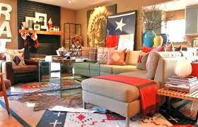 Western Living Rooms Custom Design Inspiration
