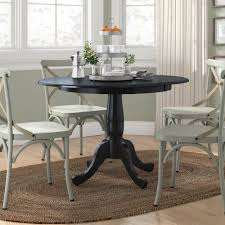 Lark Manor Overbay Extendable Solid Wood Dining Table Reviews