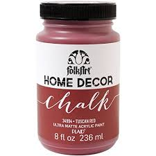 Small Picture Red Chalk Paint Amazoncom