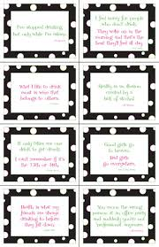 Funny Wine Quotes Wine Labels Set Of 8 Contains All 8 Sayings