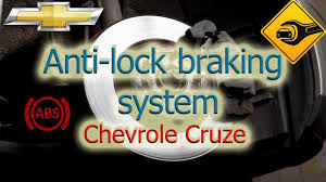 Anti-lock braking system Warning Light | Chevrolet Cruze ...