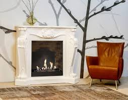 electric fireplace bioethanol traditional open hearth louis