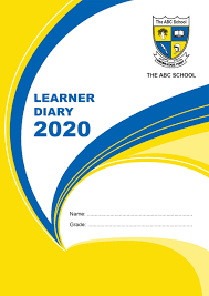 School Diary Design Covers Eduline Improving Learning
