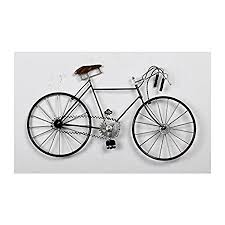 bicycle wall art metal l 60 cm x h  on bicycle metal wall art uk with bicycle wall art metal l 60 cm x h 33 cm amazon uk kitchen