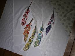 Dream Catcher Quilt Pattern NO HATS IN THE HOUSE catching liberty dreamcatcherquilt 12