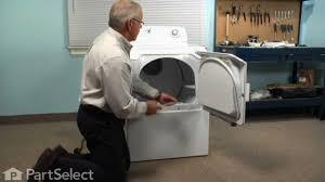 dryer repair replacing the thermal fuse whirlpool part 33001762 premium