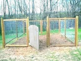 small garden fence ideas colour vegetable design fencing best front for fro