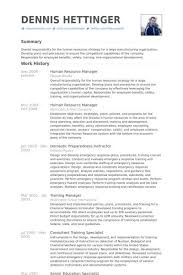 ⛃ 40 Human Resources Manager Resume Unique Human Resources Manager Resume