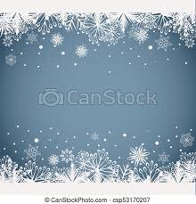 White And Grey Christmas Background