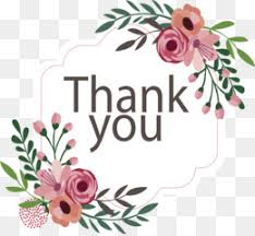 Thank You Card Png Wedding Thank You Card Template