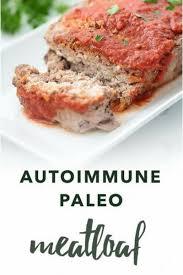 image of autoimmune paleo meatloaf
