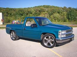 Truck » 1995 Chevrolet Truck - Old Chevy Photos Collection, All ...