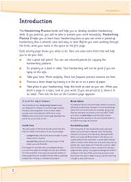 Handwriting Page Handwriting Practice Book 2 Ks2 English Ages 7 11 Amazon Co Uk