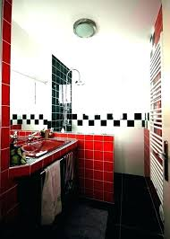 red bathroom decor ideas black and red bathroom decor ideas white decorating gold bat red and