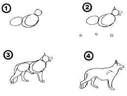 Hoe Schets Jeeen Hond Drawings How To Draw Honden En Schets