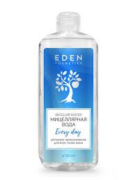 <b>Мицеллярная вода для всех</b> типов кожи 250мл EDEN 7412965 в ...