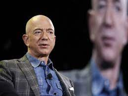 Petition urges Jeff Bezos to blast into space – and stay there | Space