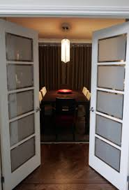 interior double doors. Interior French Double Doors With Frosted Glass