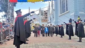 Cincuenta cadetes de la Escuela Superior de Policía General Alberto Enríquez  Gallo rinden tributo a la Virgen del Cisne : Policial : La Hora Noticias de  Ecuador, sus provincias y el mundo