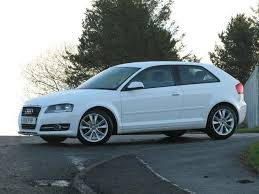 used audi a3 car 2011 white petrol 1 2 tfsi sport 3 door hatchback in turrif uk