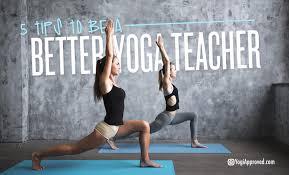 5 surefire ways to bee a more successful yoga teacher