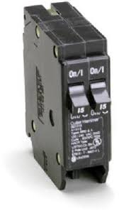 Westinghouse Circuit Breaker Cross Reference Chart Br1515 Cutler Hammer Tandem Circuit Breaker Without Rejection Clip Br1515