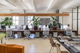 architectural office design. Contemporary Office Design In NYC Architectural