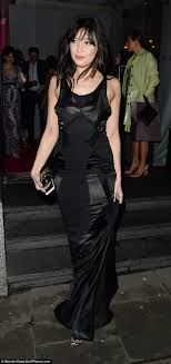 Daisy Lowe dresses to the nines for Naked Heart Foundation.