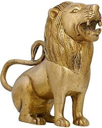 Small Picture Spring is Here Get this Deal on Handmade Lion Figurine Sculpture