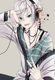 anime guy headphones wallpaper. Simple Headphones Anime Guy Headphones Wallpaper Cool Desktop  By Wallsauto In O