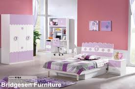 MDF Teenage Princess Girl Kids Bedroom Furniture Set With 2 Door Wardrobe  Nightstand Bookcase Queen Bed Pink Queen Bed MDF Funiture Kids Furniture  Online ...