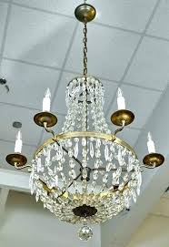 chandeliers empire crystal chandelier french vintage style in inspirations chandel