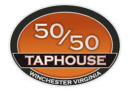 <b>50/50</b> Taphouse   Winchester, VA