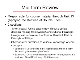 Utilitarianism And Other Essays Mill And Bentham Utilitarianism And Other Essays Coursework