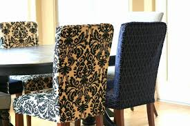 crafty inspiration damask dining room chair covers elegant 97 ruffle 247 best slipcovers