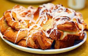 recipe chip s sticky bun bake from garden grill restaurant at epcot disney parks