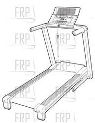 nordictrack® a2105 ntl069070 fitness and exercise equipment exploded diagrams