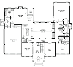 6 Bedroom 4 Bathroom House 5 Bedroom 4 Bathroom House Plans 4 Bedroom 3 5  For .