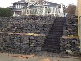 Small Picture The 30 best images about Gabion Wall Ideas on Pinterest Glasses