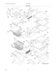 Amazing frigidaire refrigerator wiring diagram images electrical