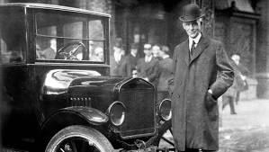 Letter: Henry Ford's lesson for conservatives