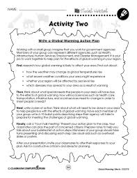 best global warming project ideas global write up a global warming action plan dealing extreme weather in this activity from