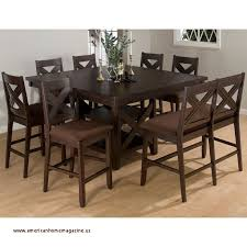solid wood dining table 8 chairs 21 best counter table sets images on dining rooms