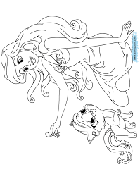 Small Picture Palace Pets Coloring Pages 2 Disney Coloring Book